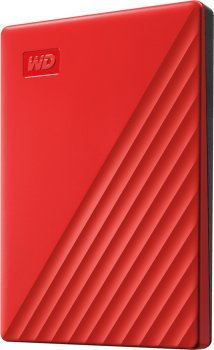 "Жесткий диск Western Digital My Passport 2TB WDBYVG0020BRD-WESN 2.5"" USB 3.0 External Red"