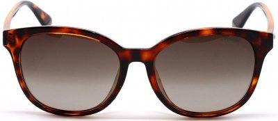 Солнцезащитные очки женские Polaroid PLD PLD 4089/F/S 08655LA Коричневые (716736232706)