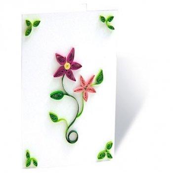 Набор бумаги для квиллинга Folia 280 полосок 14 цветов