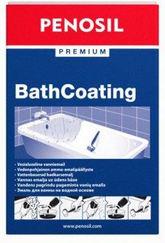 Шпаклівка епоксидна для ванн Penosil Premium BathCoating 760 мл (банка) Біла (Y0093)