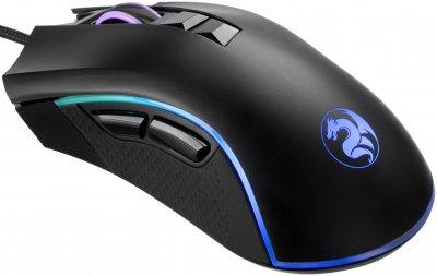 Мышь игровая 2E Gaming MG340 RGB USB Black (2E-MG340UB)
