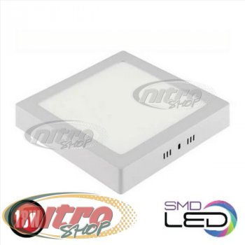 Світильник світлодіодний накладний Horoz Electric ARINA-18 18Вт(~144 Вт) 2700К квадрат (016 026 0018)