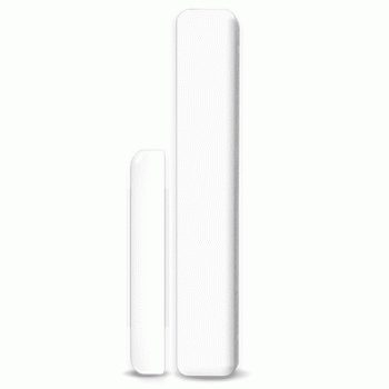 Бездротовий датчик відчинення дверей/вікон Maks WDC white