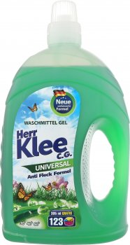 Гель для стирки Klee Universal 4.305 л (4260418930238)