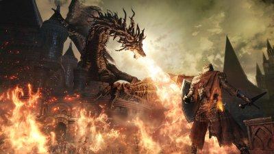 Dark Souls III для ПК (PC-KEY, русские субтитры, электронный ключ в конверте)