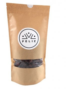 Журавлина сушена солодка Feliz 250 г
