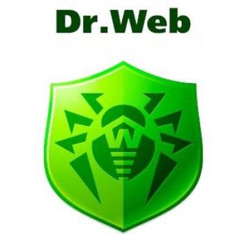 Антивірус Dr. Web Security Space + Компл. захист 2 ПК 2 роки ел. ліц. (LHW-BK-24M-2-A3)