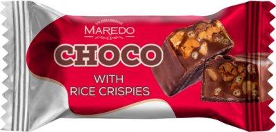 Конфеты Ulduz Choco с арахисом и воздушным рисом 1 кг (4760037604782)