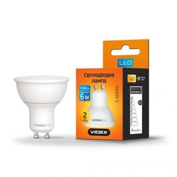 Лампа LED VIDEX MR16 GU10 6W 4100K 500LM (11831715)