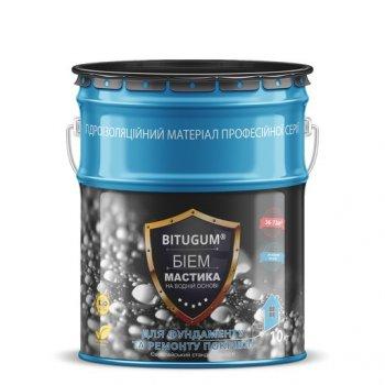 Мастика бітумна водоемульсійна Bitugum 10 кг 11452105