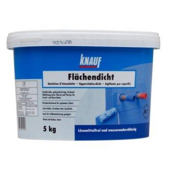Гідроізоляція Флехендихт Knauf 5 кг 10910410