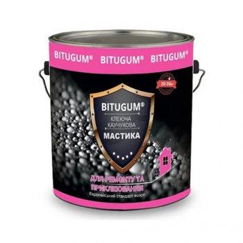 Мастика клеюча каучукова Bitugum 5 кг 11611026