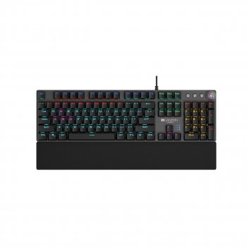 Клавіатура Canyon CND-SKB7-RU Black USB