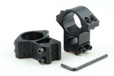 Кольца для оптических прицелов Tasco КР-D=25,4-Hx11мм