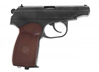 Пневматичний пістолет Байкал МР-654К