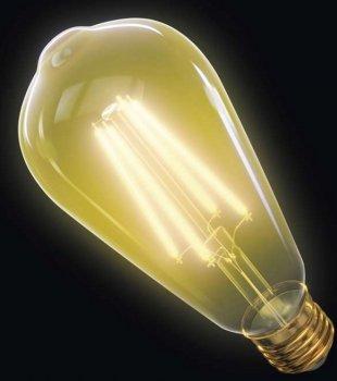 Світлодіодна лампа Emos LED Filament Vintage ST64 4 Вт 2200 K E27 (Z74302)