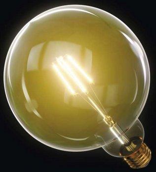 Світлодіодна лампа Emos LED Filament Vintage G125 4 Вт 2200 K E27 (Z74303)