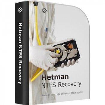 Системная утилита Hetman Software NTFS Recovery Коммерческая версия (UA-HNR2.3-CE)