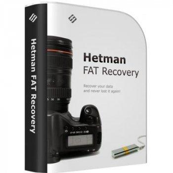 Системная утилита Hetman Software Hetman FAT Recovery Офисная версия (UA-HFR2.3-OE)