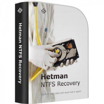 Системная утилита Hetman Software Hetman NTFS Recovery Офисная версия (UA-HNR2.3-OE)