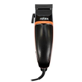 Машинка для стрижки волос 4 насадки Rotex RHC140-T титановое покрытие
