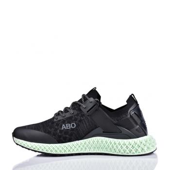 Кроссовки спортивные мужские AL-A67-BL Чорний