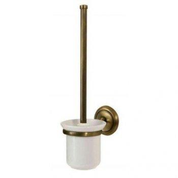 Ёршик для туалета Bisk Deco керамический бронза (11764921)