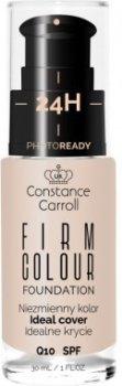 Тональная основа Constance Carroll FIRM COLOUR Foundation с SPF и Q10 ultralight 30 мл