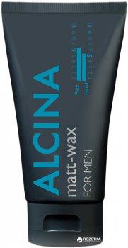 Віск для волосся ALCINA FOR MEN Matt-wax матуючий 75 мл