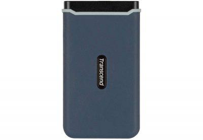 Зовнішній накопичувач SSD Transcend ESD350C 960Gb USB 3.1 3D TLC 1050/950 MB/s (TS960GESD350C)