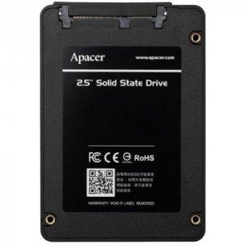 """Накопичувач SSD 2.5"""" 120GB Apacer (AP120GAS340G-1)"""