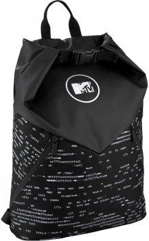 Рюкзак для міста Kite City MTV унісекс 300 г 42x34x22 см 24.5 л Чорний (MTV20-920L)