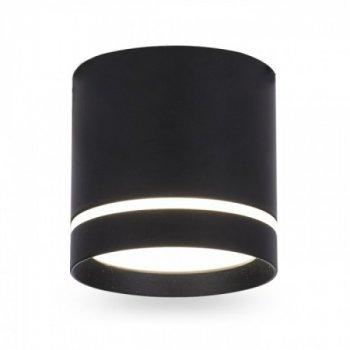 Світлодіодний акцентний LED світильник Feron AL543 10W чорний (32589)