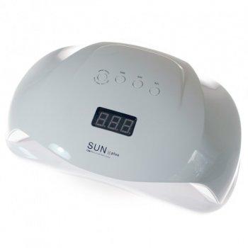 Ультрафиолетовая лампа для сушки ногтей UV+Led Sun X plus Beauty nail 72w LED Lamp Pro White (00627)