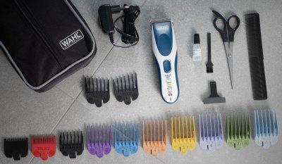 Машинка для підстригання волосся WAHL Color Pro Cordless 09649-016