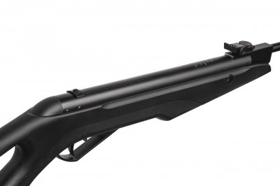 Гвинтівка пневматична EKOL THUNDER Black 4,5 mm Nitro Piston