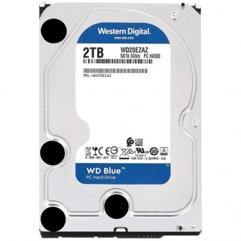 "Жорстку диск 3.5"" 2TB Western Digital (WD20EZAZ)"