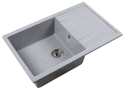 Кухонная мойка VENTOLUX Diamante Gray Granite (2059765957317)