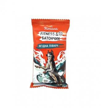 Упаковка батончиків Кохана журавлина 20 шт * 40 г (4820216390223)