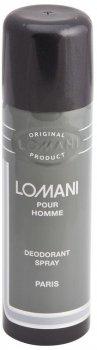 Парфюмированный дезодорант для мужчин Parfums Parour Lomani 200 мл (37361001513/3610400000400)