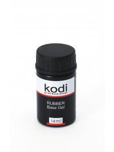 Rubber Base - каучукова основа (база) для гель лаку, 14 мл Kodi
