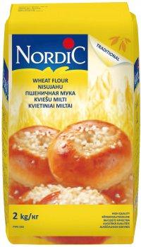 Пшеничне борошно NordiC 2 кг (6411200110231)