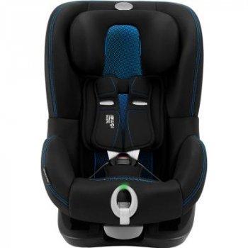 Автокрісло Britax-Romer King II Ls Black Series Cool Flow Blue (2000033069)