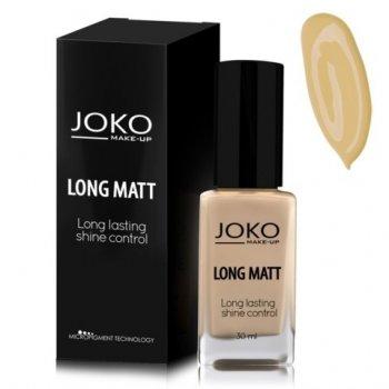 Тональный крем JOKO Long Matt № 117 30 мл
