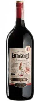 Вино Gourmet Pere & Fils Entrecote червоне напівсухе 1.5 л 13% (3263280118521)