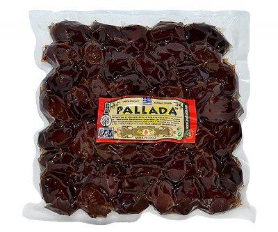 Маслины PALLADA Каламата 121-140 с/к 1 кг бурые