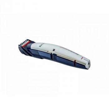 Набор для стрижки волос Kemei LFQ-KM-560 3 Вт аккумуляторная машинка бритва и триммер 6 в 1 с подставкой и телескопической насадкой (KM-560 DK)