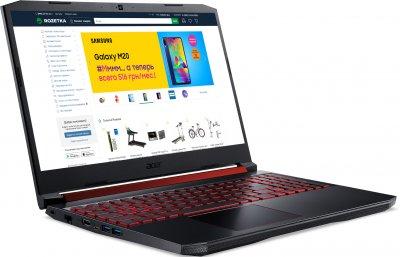 Ноутбук Acer Nitro 5 AN515-54-723L (NH.Q59EU.033) Obsidian Black
