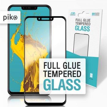 Захисне скло Piko Full Glue для Huawei P Smart Plus Black (1283126487880)
