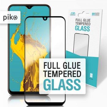 Захисне скло Piko Full Glue для Samsung Galaxy A31 (A315) Black (1283126497469)